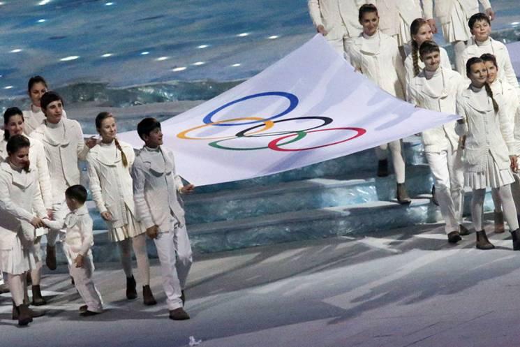 НаРосії дозволили спортсменам їхати наОлімпійські ігри під нейтральним прапором