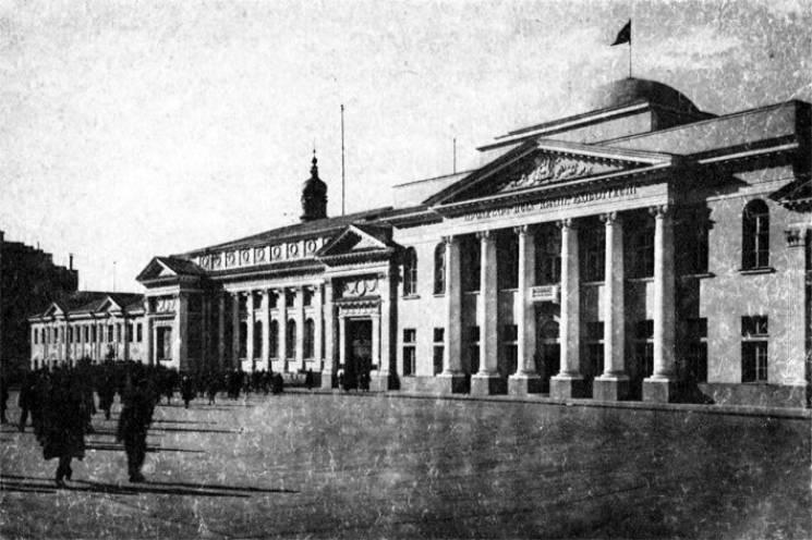 """Щоденник """"Української весни"""": 12 грудня 1917 року"""
