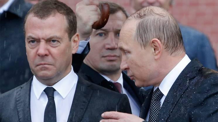 В одному з міст Росії на головній ялинці…