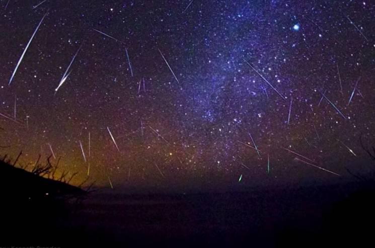 У ніч на14 грудня хмельничани зможуть побачити вражаючий метеоритний дощ