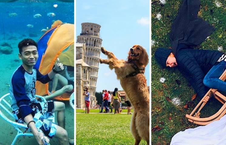 25 осіб, які кинули виклик однотипним фотографіям