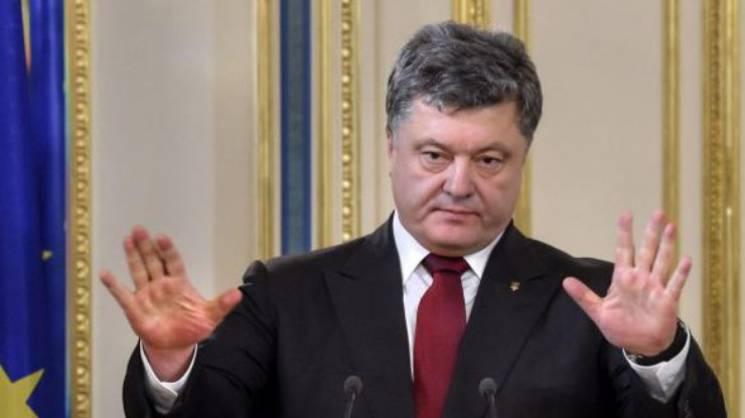 Порошенко заявив, хто зацікавлений в історичних конфліктах між Україною таПольщею