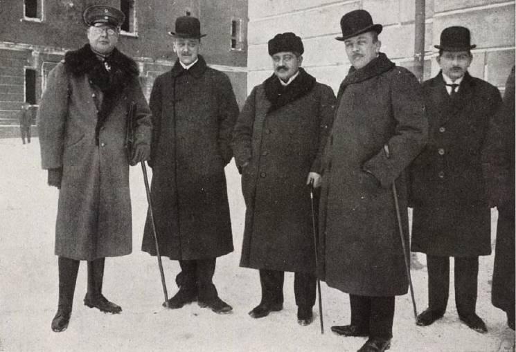 """Щоденник """"Української весни"""": 13 грудня 1917 року"""