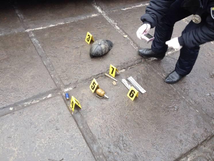 Постріл під ноги міського голови Білозерська кваліфіковано як замах на вбивство (ФОТО)