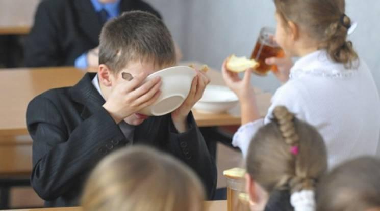 Последствия отравления: В Краматорске прокуратура начала масштабную проверку школьных столовых