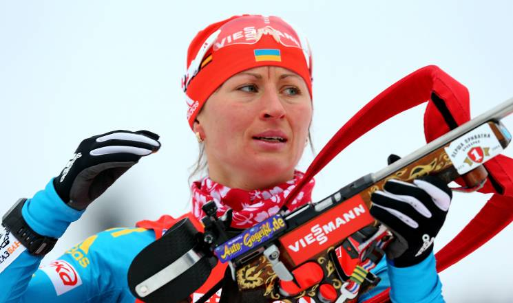 Склад України на жіночий мас-старт Кубка світу вАнсі