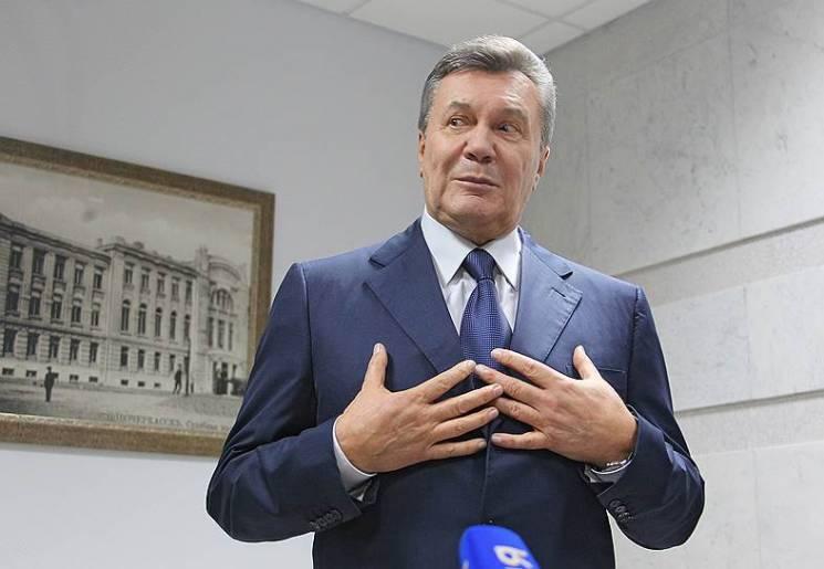 Захист Януковича: Екс-президент не винен і хоче брати участь в суді у відеоконференції