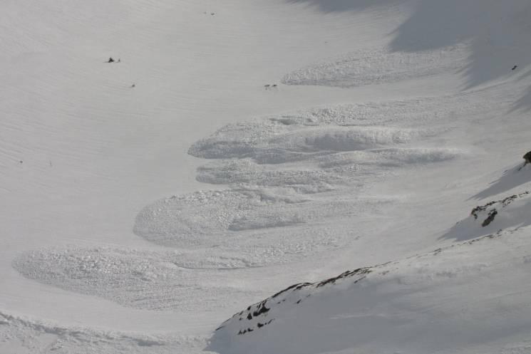 У Карпатах є загроза сходження лавин