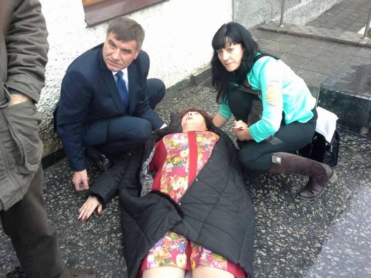 На Вінниччині заступник мера міста побив депутатку