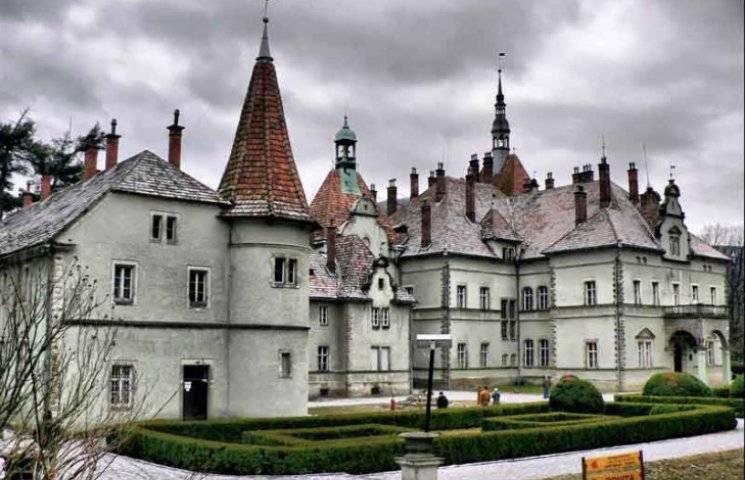 ТОП-10 прикольних місць в Україні для поїздки на Новий рік