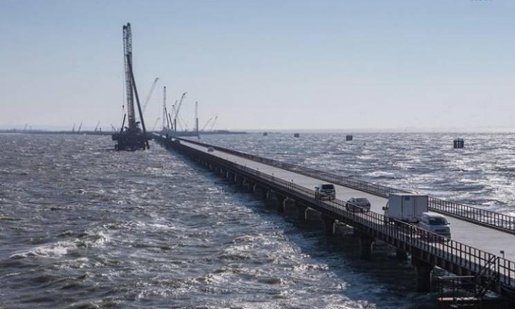 Міст із Кубані в Крим отримав назву