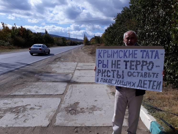 Оккупанты устроят рекордные 70 судилищ над крымскими татарами
