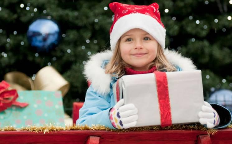 Обираємо швидко подарунок для дитини на…