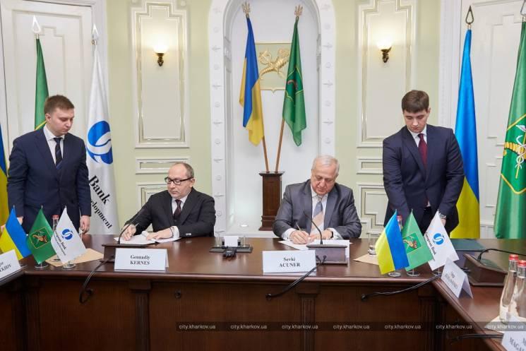ЄБРР та ЄІБ фінансують будівництво метро вХаркові (відео)