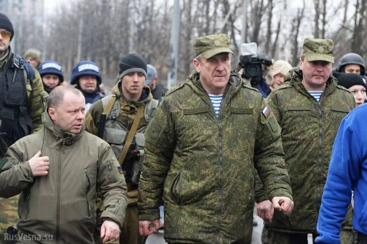 УРФ назвали причину виходу росіян із СЦКК