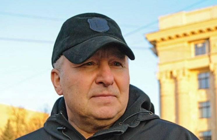ВХарькове взорвали авто экс-главы областной милиции
