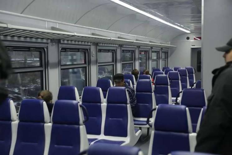 Загод Укрзалізниця модернизировала 13 электричек