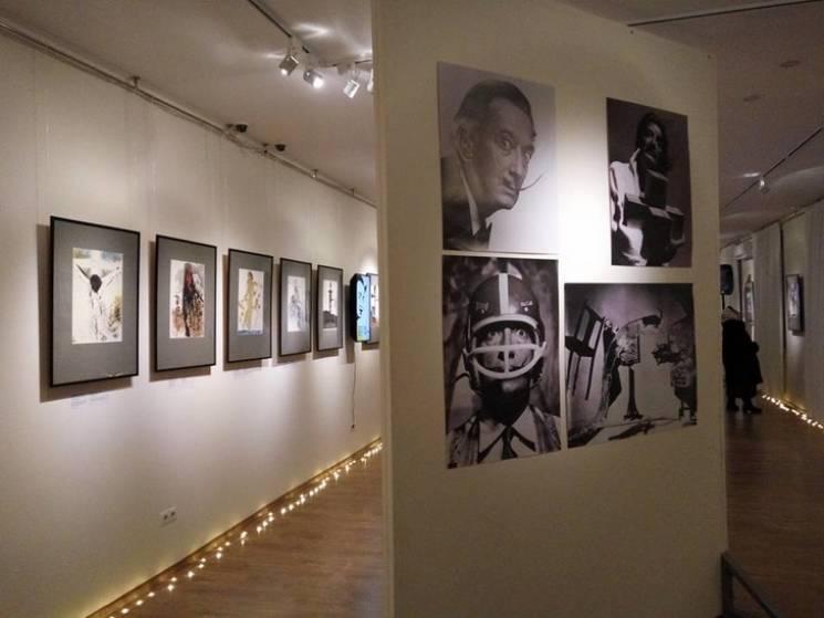 УДніпрі відкрилася виставка зунікальними роботами Сальвадора Далі