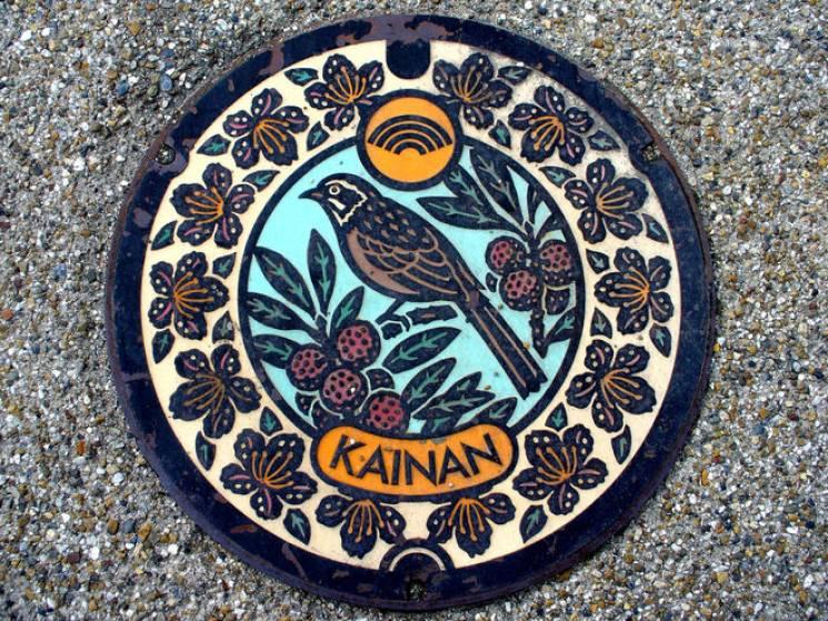 Мистецтво усюди: Креативні каналізаційні люки з Японії (ФОТО)
