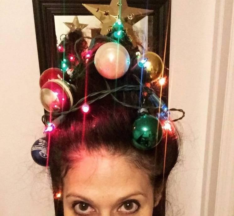 Як божевільний святковий тренд вивів зачіски на новий рівень (ФОТО)
