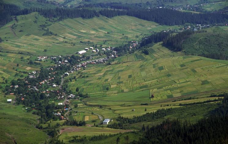ТОП-5 колоритних сіл Закарпаття, в яких можна