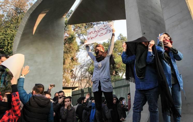Иранская революция. Кто проиграет от пож…
