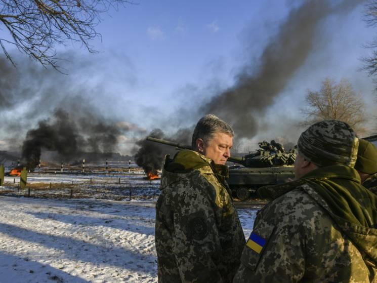 Велика війна на порозі України та Європи