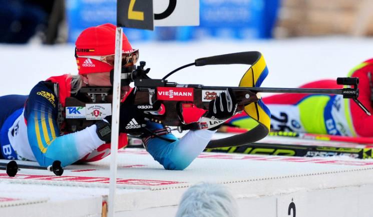 Майже ідеальна стрільба вивела Україну в призери Кубка світу з біатлону