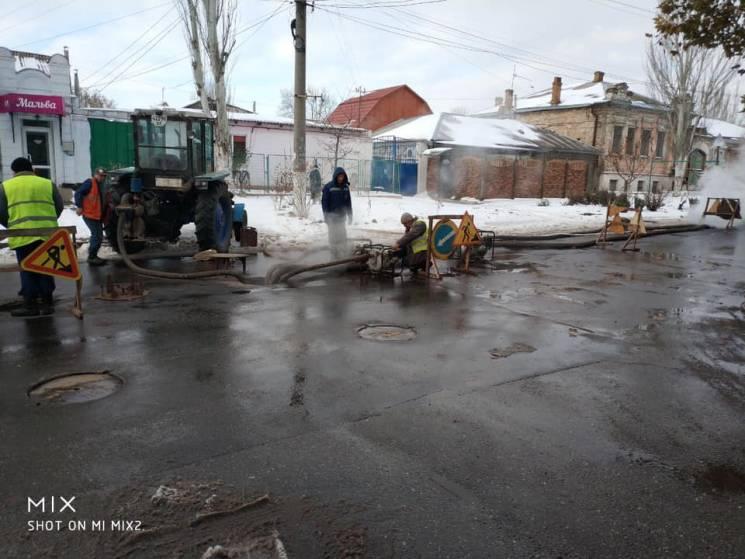 Центр Миколаєва на добу лишили без опалення