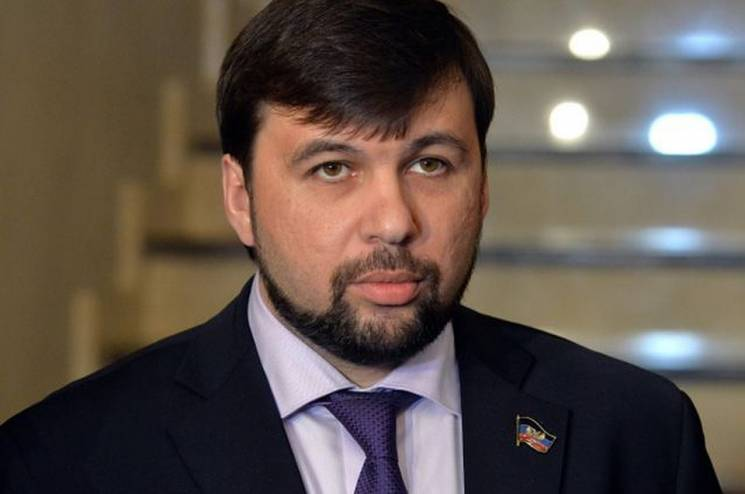 """У """"ДНР"""" Пушилін офіційно призначив нових """"міністрів"""""""