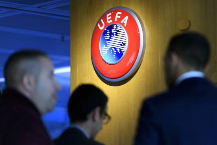 Гора народила мишу: Як на наш футбол вплине заборона УЄФА проводити матчі в зоні воєнного стану