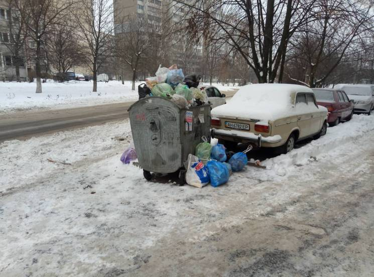 """Знову """"покращення"""": Як Кличко зробить сміття для киян на 40% дорожчим"""