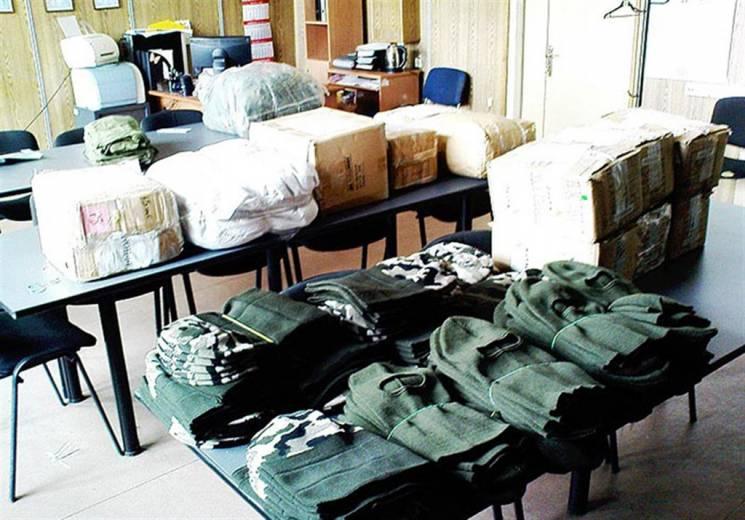 У Тернополі вкрали допомогу для військових, зібрану діаспорою по всьому світу