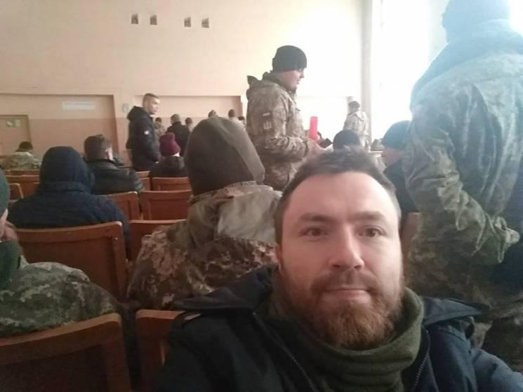 На Дніпропетровщині почалися військові збори резервістів (ФОТО)