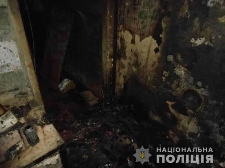 Бабуся обгорілої жінки АТОвця розповіла про обставини трагедії на Кропивниччині (ВІДЕО)