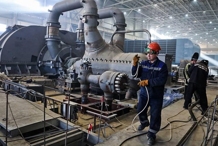 Окупанти Криму втретє не змогли запустити електростанції з турбінами Siemens