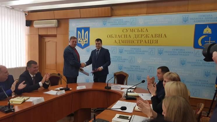 Спільноту роботодавців Сумщини очолив Ігор Тесленко