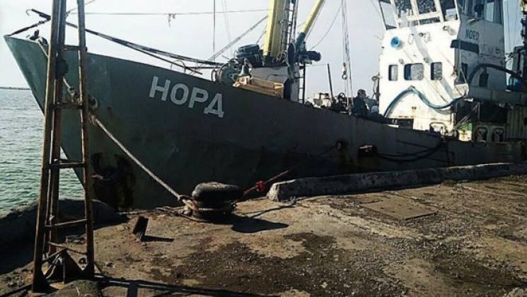 """Окупанти Криму почали домовлятися про обмін керманича """"Норда"""" на українського капітана"""