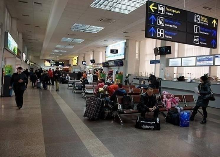 З Краснодару змогли вилетіти всі затримані рейси