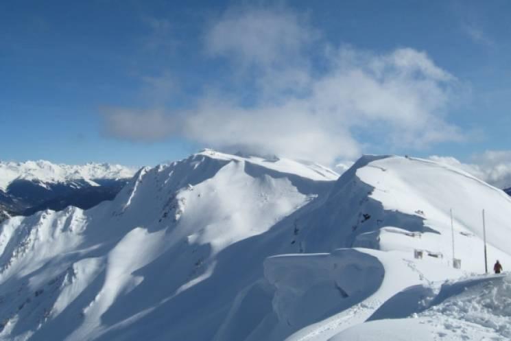 Мешканцям та гостям Сочі загрожують обвали в горах