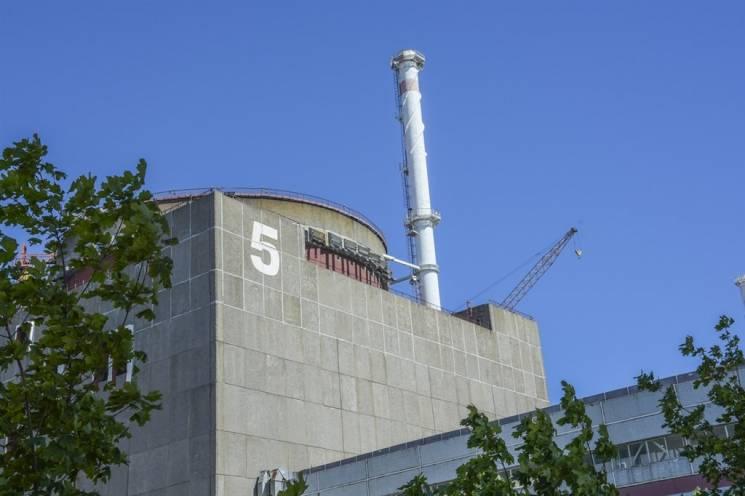 П'ятому блоку Запорізької АЕС готуються подовжити термін експлуатації