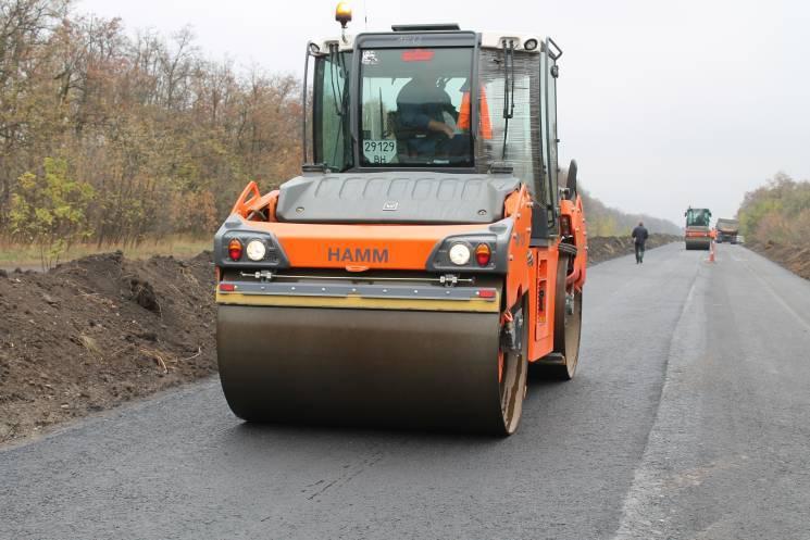 На ремонт миколаївської траси у межах Кропивниччини виділять 500 млн грн