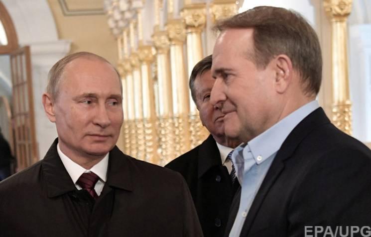 Чому Медведчука виключили з Мінських переговорів