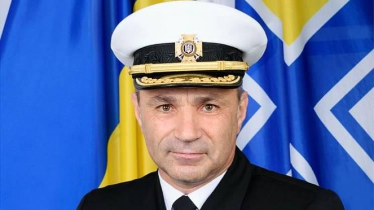 Командувач ВМС України пропонує Путіну себе в обмін на 24 моряків