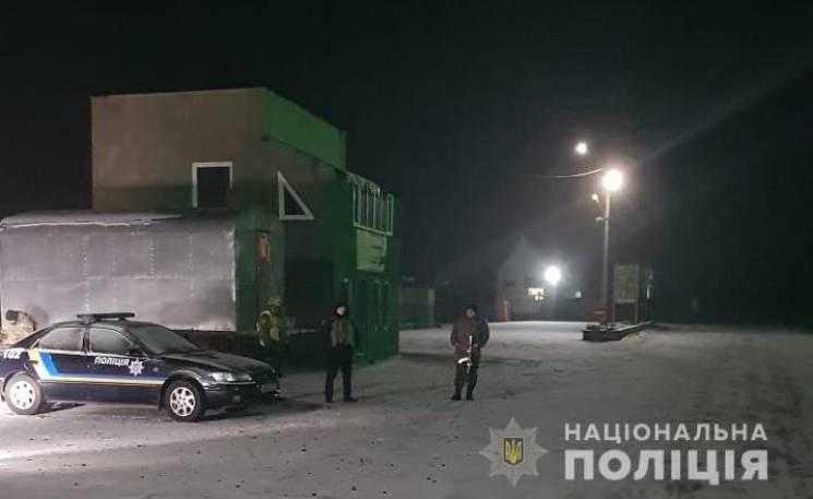 На блок-посту в Бершадському районі зупинили автомобіль з наркотиками (ФОТО)