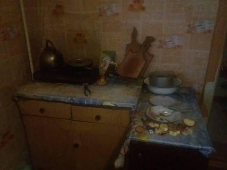 Рейдова бригада застала в помешканні жительки Вінниччини жахливу картину (ФОТО)