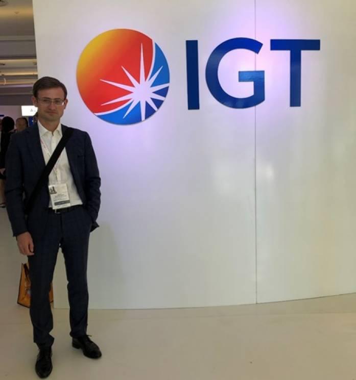 """Гендиректор УНЛ Бочковський: """"Разом з партнерами з IGT ми готові модернізувати ринок лотерей"""""""