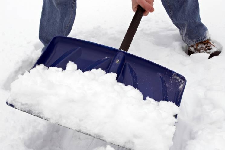 У Сумах почали карати тих, хто не чистить сніг