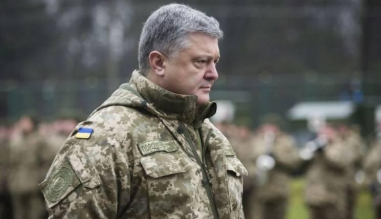Порошенко наказав перекинути на кордон з Росією бойові частини ЗСУ