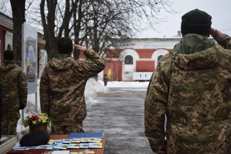 Кропивницьких спецпризначенців нагородили у День Збройних Сил (ФОТО)